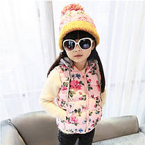 Детская жилетка  розы, фото 2