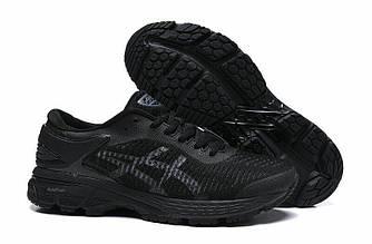 Кроссовки Asics Gel Kayano 25 Black 1011A019-002 черные