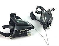 Моноблок Shimano ST-EF-500 лев+прав 3х7 скоростей