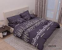 Комплект постельного белья бязь Лондонский Мост  (Двуспальный)