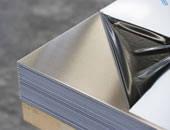 Лист нержавеющий AISI 304 (08Х18Н10) BA-PVC 0.5х1000х2000