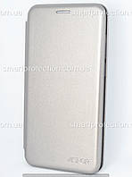 Чехол книжка для Meizu M6T графит