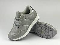 Кросівки для дівчаток сірі LaVento