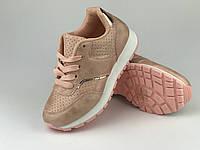 Кросівки для дівчаток рожеві LaVento