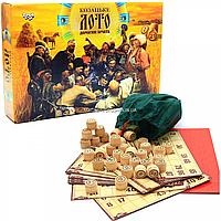 Настольная игра DANKO TOYS «Козацьке лото», дерево (DT G48), фото 1