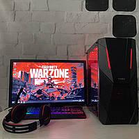 Игровой компьютер для стримов Intel core i7-2600 + GTX 1060 3Gb + RAM 8Gb + hdd 500gb, фото 1