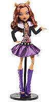 "Кукла Клодин Вульф Monster High Высокие монстры – Monster High 17"" Large Clawdeen Wolf Doll"