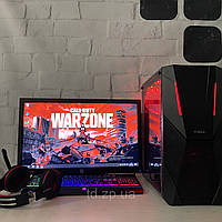 Игровой компьютер Intel Core i7-2600 + GTX 1070 8Gb + RAM 16Gb + HDD 1000Gb