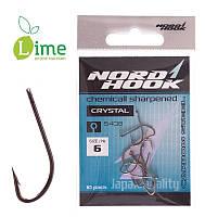 Крючки Nord Hook Crystal 5408 (уп.10 шт)