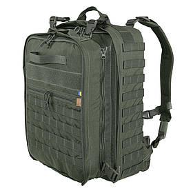 Тактичний рюкзак медичний MBP Ranger Green. Рюкзак парамедика Олива 40 л