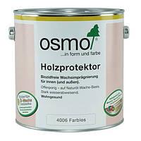 Безбарвне просочення (пропитка) для деревини з водовідштовхувальним ефектом OSMO HOLZPROTEKTOR