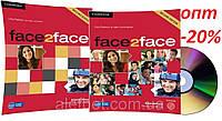 Английский язык / Face2face / Student's+DVD+Workbook. Учебник+Тетрадь (комплект), Elementary / Cambridge