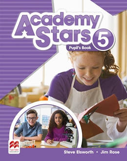 Academy Stars for Ukraine Level 5 Pupil's Book