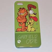 Чехол iPhone 5/5s «Garfield»