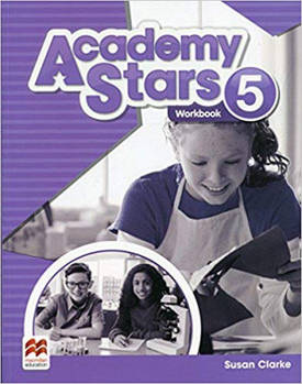 Academy Stars for Ukraine Level 5 Workbook
