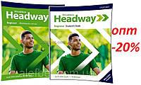Английский язык / Headway / Student's+Workbook. Учебник+Тетрадь (комплект), Beginner / Oxford
