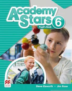 Academy Stars for Ukraine Level 6 Pupil's Book