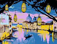 Картина по номерам Венеция ★★☆