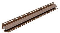 Планка угол внутренний Золотой Дуб FaSiding Woodhous