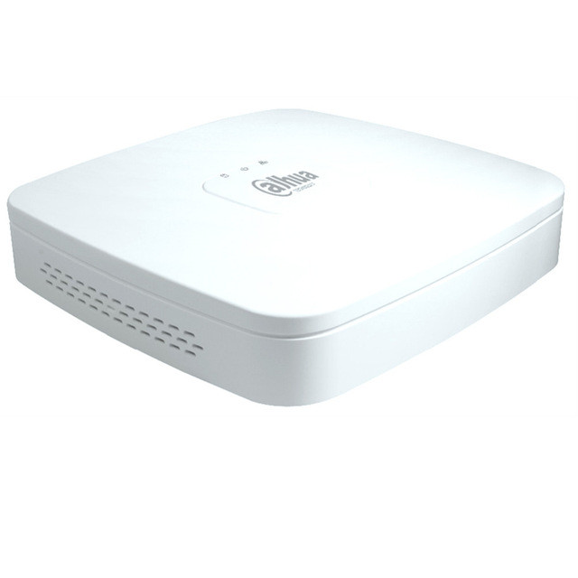 4-канальный 4K сетевой регистратор Dahua NVR4104-P-4KS2, 4 порта PoE, фото 1