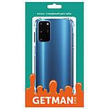 TPU чехол GETMAN Ease с усиленными углами для Samsung Galaxy S20+, фото 4