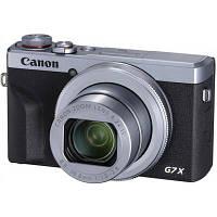 Цифровой фотоаппарат Canon Powershot G7 X Mark III Silver (3638C013)