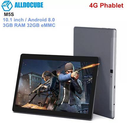 Планшет AlldoCube M5XS 4G Helio X27 - 10ядер 3/32Gb 6600mAh новые в наличии, фото 2