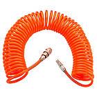 Шланг спиральный полиэтиленовый (PЕ) 10м 5.5×8мм GRAD (7011325)