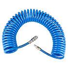 Шланг спиральный полиуретановый (PU) 10м 8×12мм SIGMA (7012221)