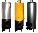 Бойлер-буржуйка 80 литров из нержавеющей стали 2мм, фото 4