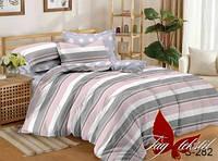 Комплект постельного белья Сатин TAG ( полуторный )