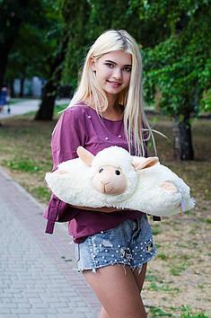 Подушка Складушка Овечка 45 см