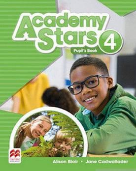 Academy Stars for Ukraine Level 4 Pupil's Book