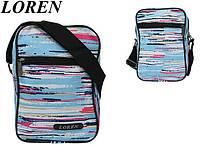 Небольшая тканевая сумка на плечо Loren S01-1, фото 1