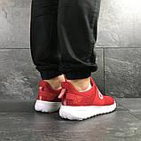 Мужские кроссовки Adidas красные, фото 5