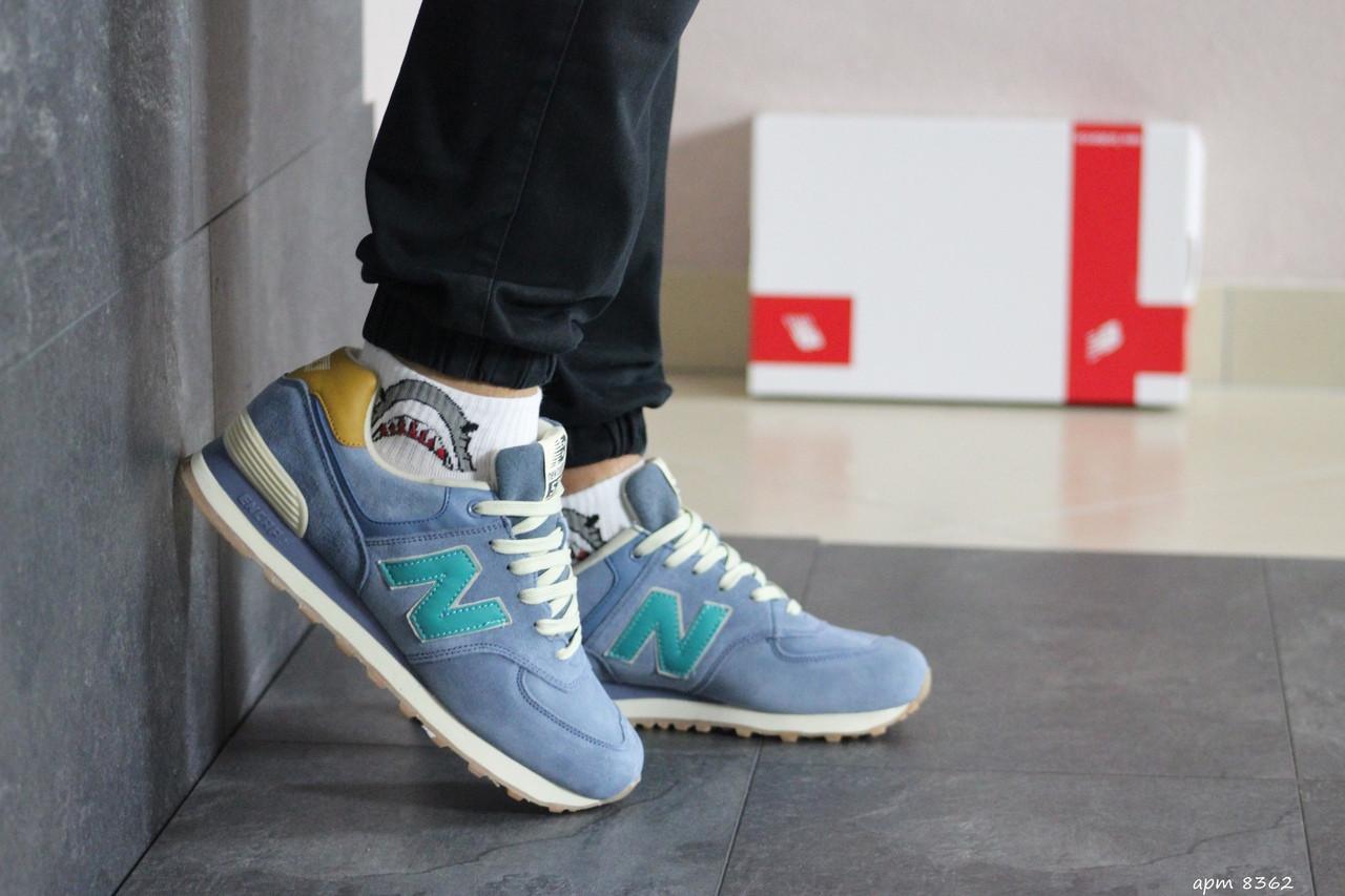 Мужские кроссовки New Balance 574 8362