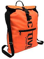 Спортивный рюкзак-мешок 13L Corvet, BP2126-98 оранжевый, фото 1