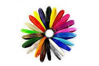 Набор PLA пластика для 3D ручки 150 метров 15 цветов