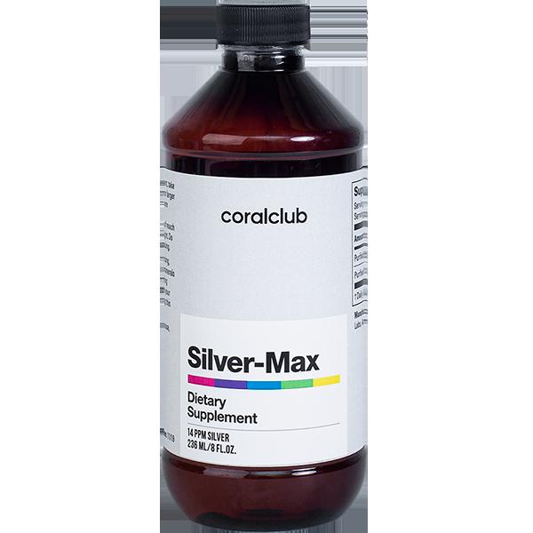 Сильвер-Макс (Коллоидное серебро) КоралКлаб, 118 мл