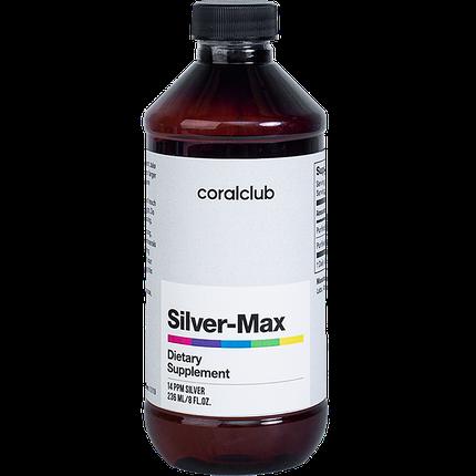 Сильвер-Макс (Коллоидное серебро) КоралКлаб, 118 мл, фото 2