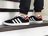 Мужские кеды Adidas Gazelle 8492, фото 4