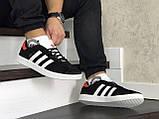 Мужские кеды Adidas Gazelle 8492, фото 5