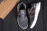 Мужские летние кроссовки сетка Reebok  Classic Grey (реплика), фото 10