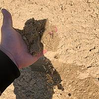 Песок Лучинский мытый с доставкой * Одесса