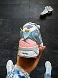 Кроссовки женские Reebok Insta Pump бирюзовые, фото 3