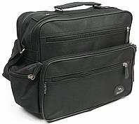 Практичная мужская сумка Wallaby 2440 черный, фото 1