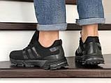Мужские кроссовки Adidas Marathon TR черные, фото 3