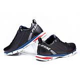 Мужские кожаные кроссовки Nike Model -N38 размеры 40 41 42 43 44 45, фото 3