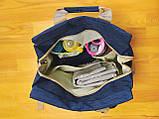 Сумка - рюкзак для мам Chicco Чико  ⏩ синий цвет, фото 5