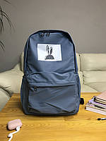 Рюкзак портфель женский синий (есть другие цвета), фото 1